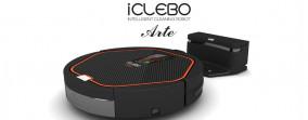 Умный робот-пылесос iClebo Arte